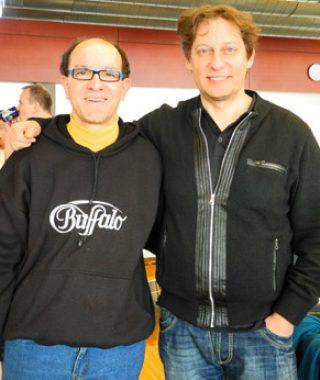 Gerd Clauss und Thomas Doss