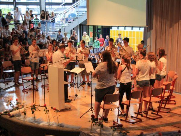 Ein großer Erfolg für ein junges Orchester