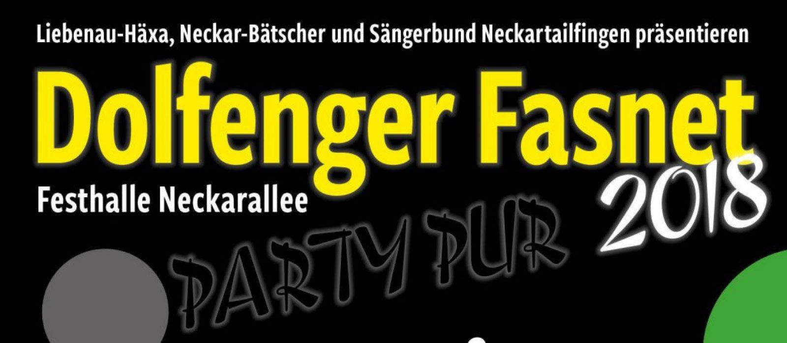 Dolfenger Fasnet 2018